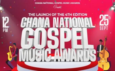 4th Edition of Ghana National Gospel Music Awards To Be Launched In Accra